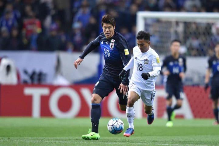 ญี่ปุ่น 4-0 ไทย