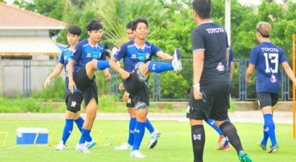งานหนัก! โค้ชก้าง เผย ทีมชาติไทย U23 ขาด 4 แข้งหลักดวล ฉลามชล