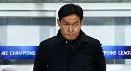 """เจียงซู ซูหนิง ประกาศแยกทางกุนซือ """"ชอย ยัง-ซู"""" หลังผลงานร่วงทัั้งลีกและเอเชีย"""