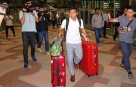 เมสซี่เจถึงไทยแล้ว ก่อนนำทัพซัปโปโร อุ่นเครื่องเมืองทอง