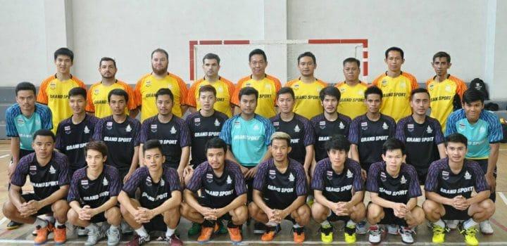 ฟุตซอลทีมชาติไทย ตัดตัวเหลือ 18 คน ป้องกันแชมป์ซีเกมส์