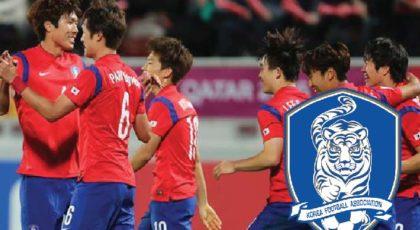 มาแรง!! ทีมชาติเกาหลีเขยิบขึ้นอีก 2 ตำแหน่ง รั้งอันดับที่ 49