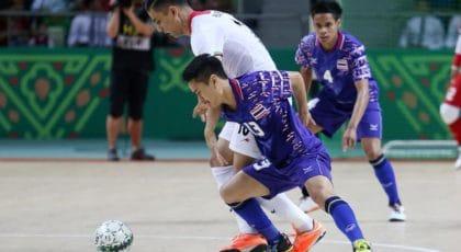 ต้านไม่ไหว! โต๊ะเล็กไทยพ่ายอิหร่านแชมป์เก่า 4-10 ตกรอบเอเชี่ยนอินดอร์เกมส์ฯ