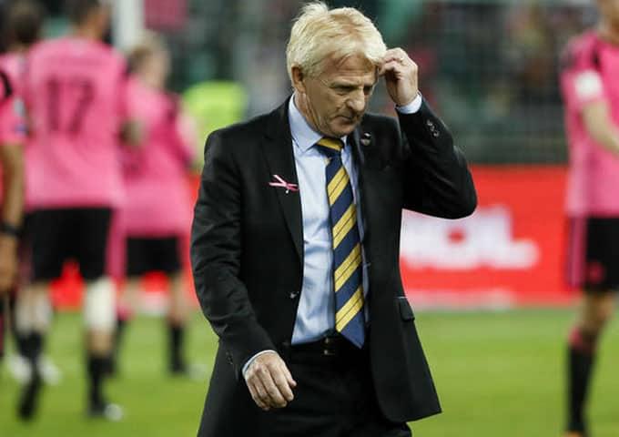 """อดไปบอลโลก! """"สตรัคคัน"""" ประกาศลาออกจากตำแหน่งผู้จัดการทีมชาติสก็อตแลนด์"""