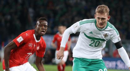 ไฮไลท์ฟุตบอล สวิตเซอร์แลนด์ 0-0 ไอร์แลนด์เหนือ