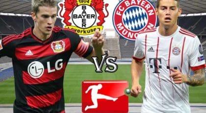 พรีวิว ฟุตบอล บุนเดสลีกา เยอรมัน / ไบเออร์ เลเวอร์คูเซ่น vs บาเยิร์น มิวนิค