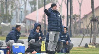 """""""โซรัน"""" ชมลูกทีมมีพัฒนาการ แม้ลับแข้งพ่าย """"ออสเตรเลีย"""" 1-2"""