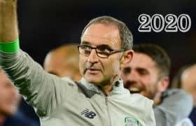 """ไอร์แลนด์ต่อสัญญาฉบับใหม่ """"มาร์ติน โอนีล"""" ให้คุมทีมต่อไปอีก 2 ปี"""